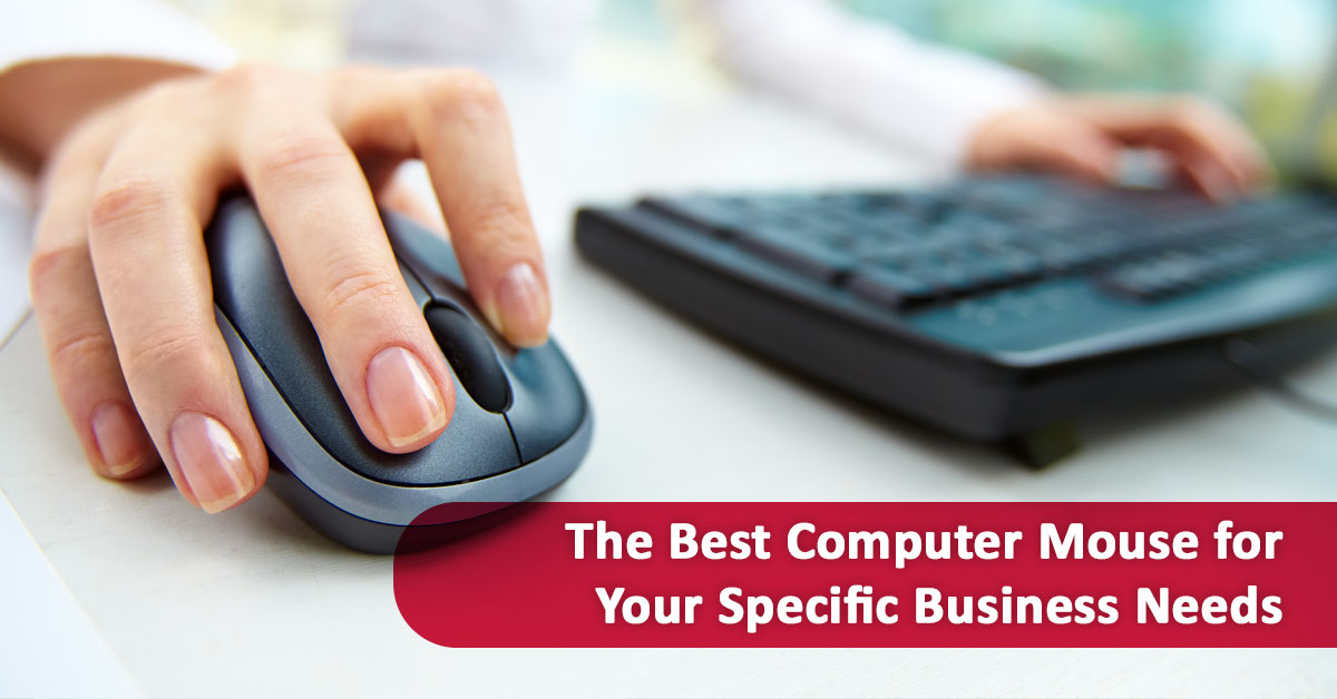 Choosing the Best Computer Mouse for Business