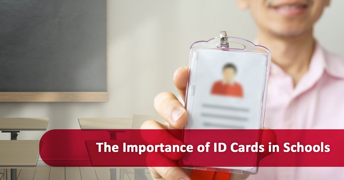 benefits of school ID cards