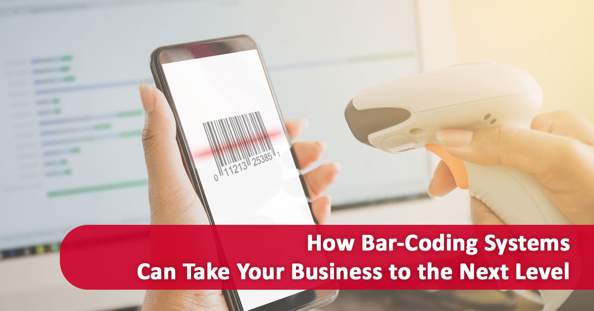How Bar-Coding Systems Can Take Your Business to the Next Level