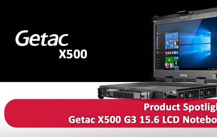 Getac X500 G3 15.6 LCD Notebook