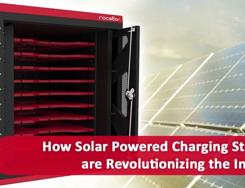 How Solar Powered Charging Stations are Revolutionizing the Industry