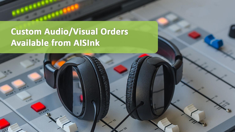 custom a/v orders