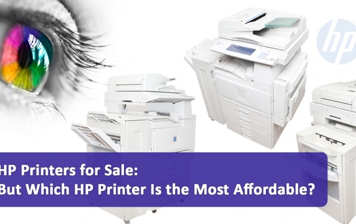 HP printers for sale