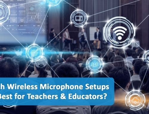 Which Wireless Microphone Setups Are Best for Teachers & Educators?