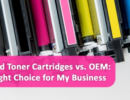 Remanufactured Toner Cartridges vs. OEM: Which is the Right Choice for My Business