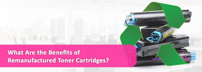 remanufactured toner cartridge