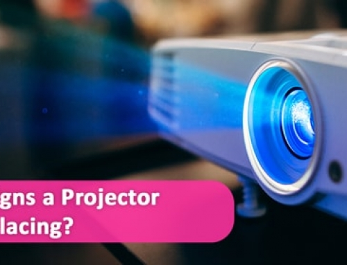 What Are the Signs a Projector Bulb Needs Replacing?