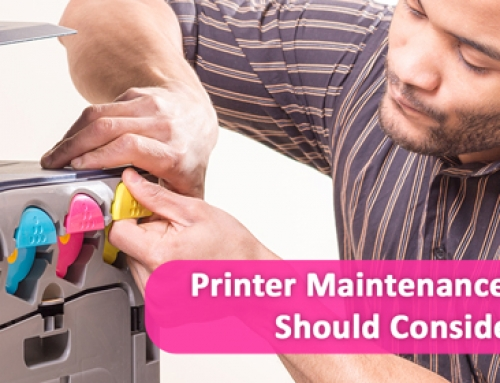 Printer Maintenance That Businesses Should Consider in Each Season