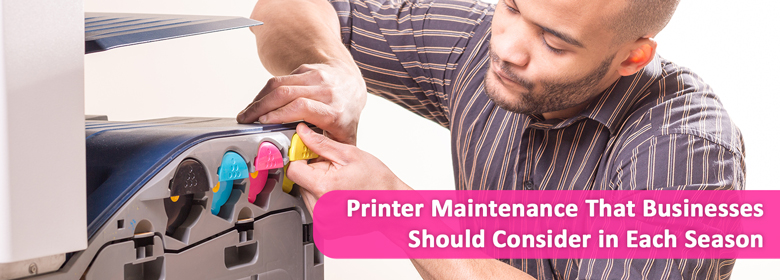 printer maintenance