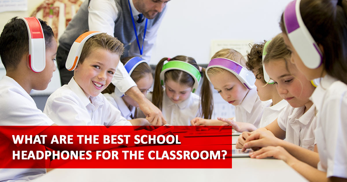 What Are the Best School Headphones for the Classroom?