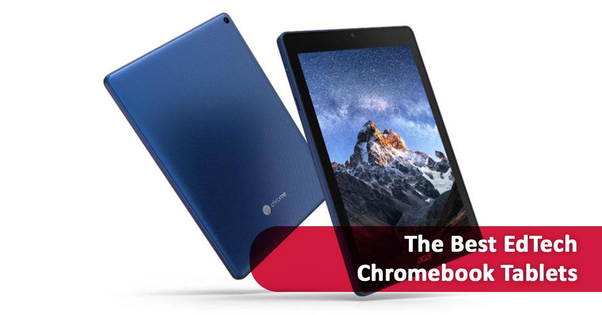 Best Chromebook Tablets