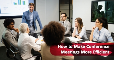 Making Conferences More Efficient with Superior Equipment