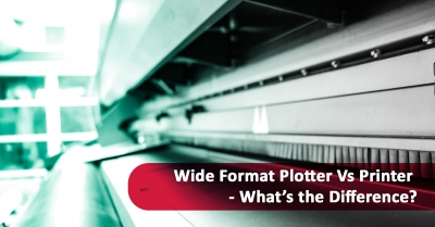 The Difference Between Printers and Wide Format Plotters