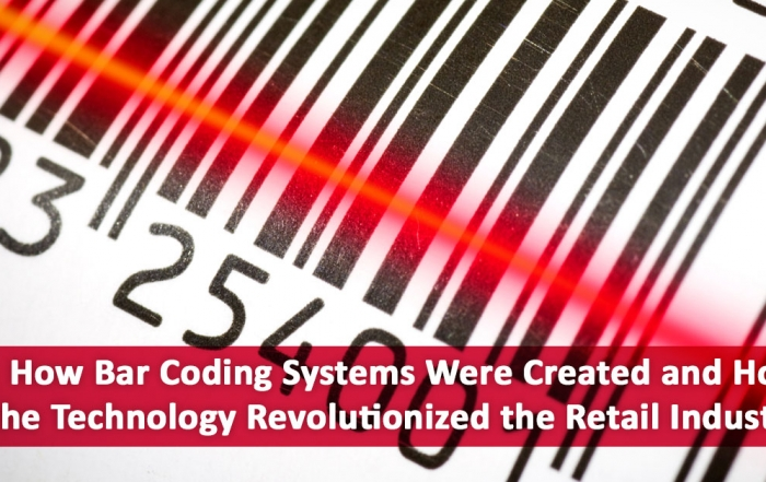 Who invented the bar code, and how it revolutionized the retail industry