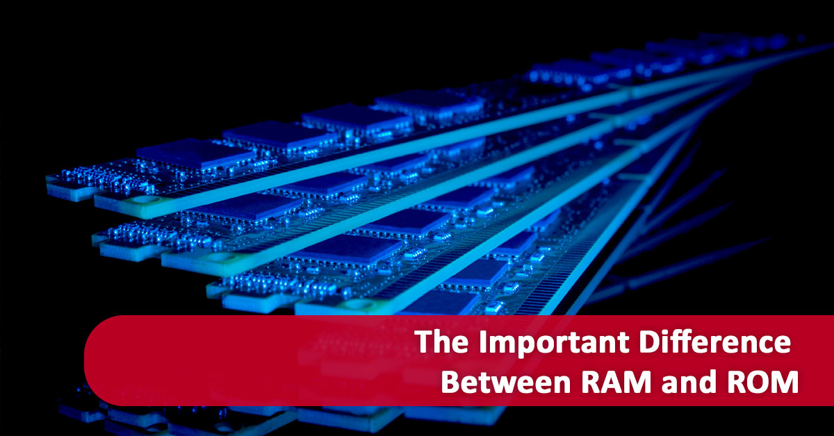 Easy Ways to Tell the Difference Between RAM and ROM
