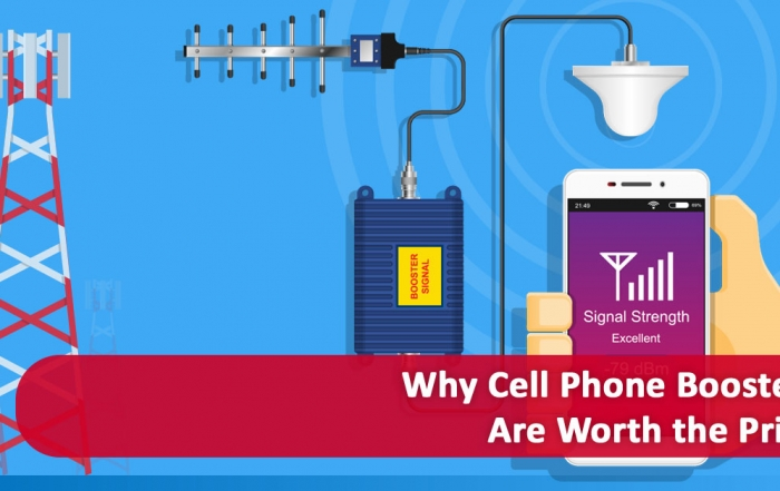 How Cell Phone Boosters Can Lower Your Frustration and Keep You Safer