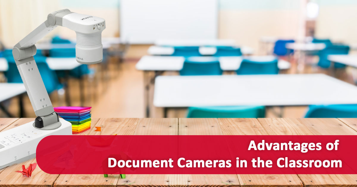 Advantages of Document Cameras in the Classroom