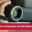 Why Camcorders are Still Relevant in 2020
