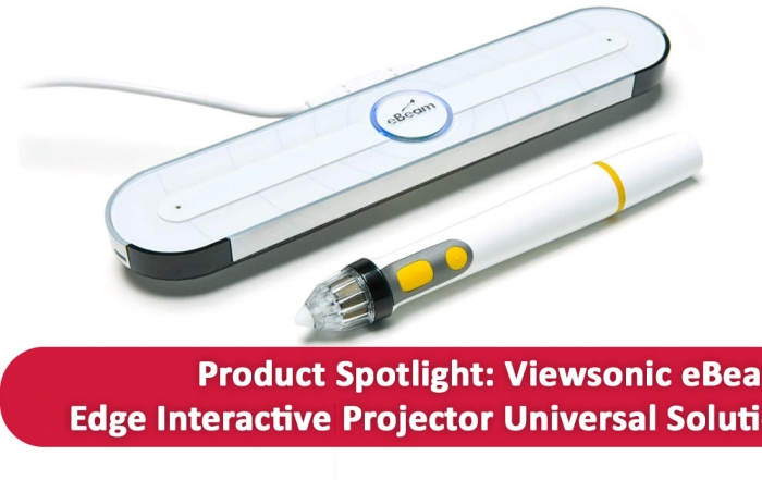 Viewsonic eBeam Edge Interactive Projector Universal Solution
